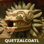Quetzalcoatl: Leuchtende Schwanzfederschlange, Gottheit der Tolteken, Azteken und Maya