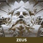Zeus: oberster Gott im Olymp (griechische Mythologie, Jupiter in der römischen Mythologie)